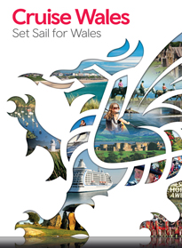 Cruise Wales book cover