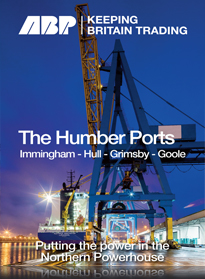 Humber Ports book cover